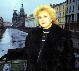 Lyudmila Saint-Petersburg